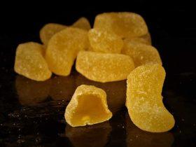 Gel de fruit Citron