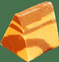 Dousik caramel marbré chocolat
